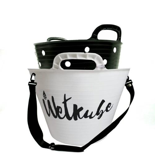 cubo-neopreno-wetkube-25l-blanco