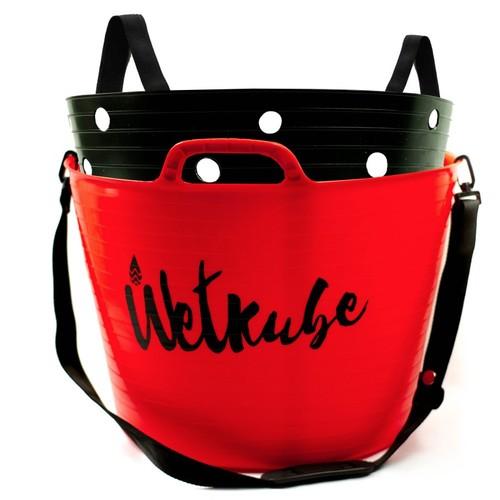cubo-neopreno-wetkube-25l-rojo