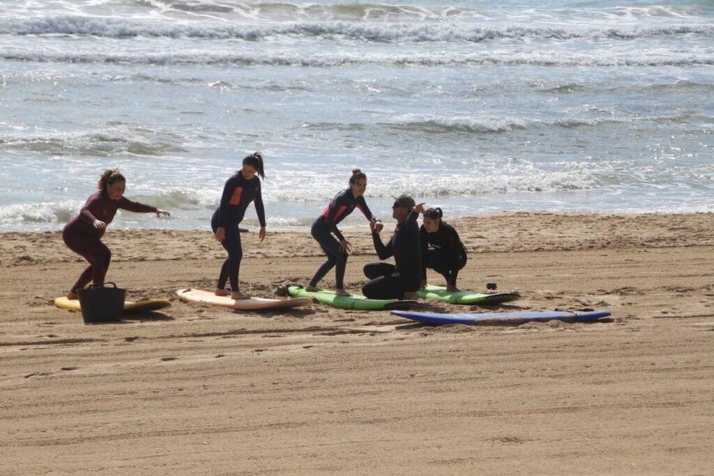 escuela-de-surf-alicante-clase