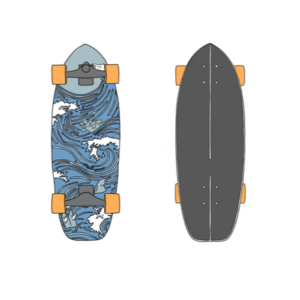 Surfskate Completos