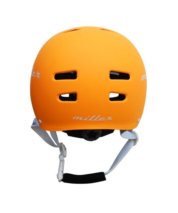 casco-miller-naranja-fluor-atras