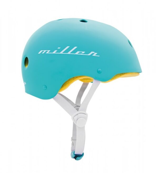 casco-miller-turquesa-perfil