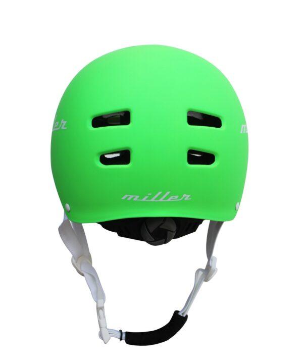 casco-miller-verde-fluor-atras