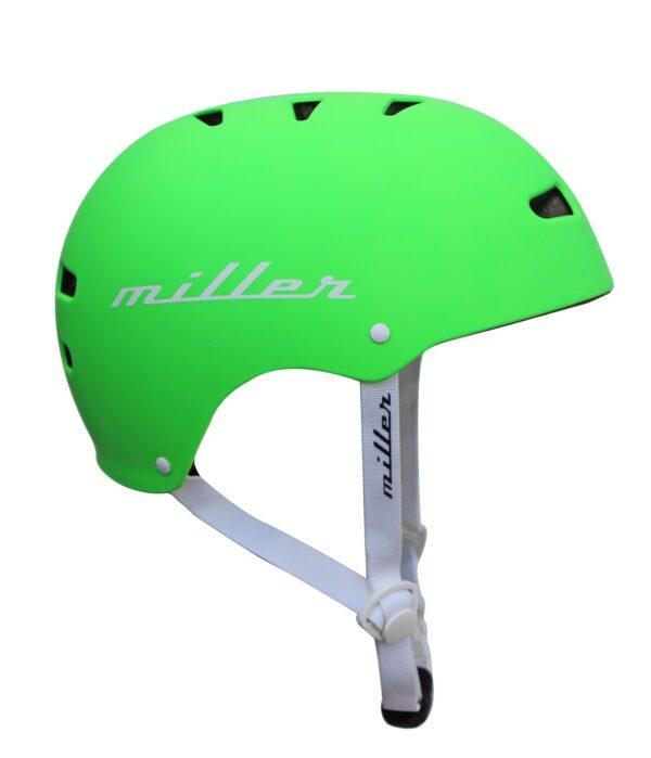 casco-miller-verde-fluor-perfil