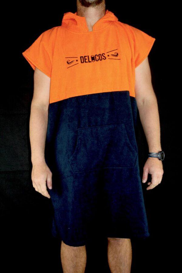 poncho-de-toalla-delocos-orange