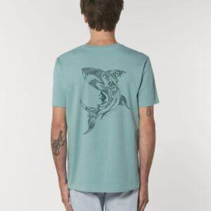 camiseta-delocos-surfing-the-shark-detras